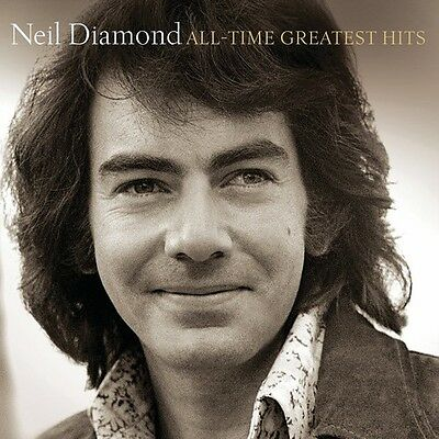 Neil Diamond - All-Time Greatest Hits New CD