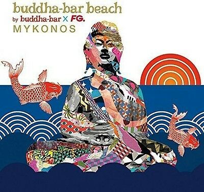Various Artists - Buddha Bar Beach Mykonos New CD France - Import