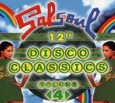 Various Artists - Vol- 4-Salsoul 12-Inch Classics  Various New CD Canada - Im
