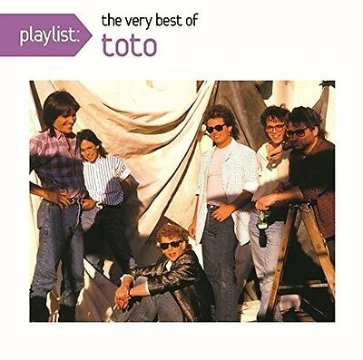 Toto - Playlist The Very Best of Toto New CD