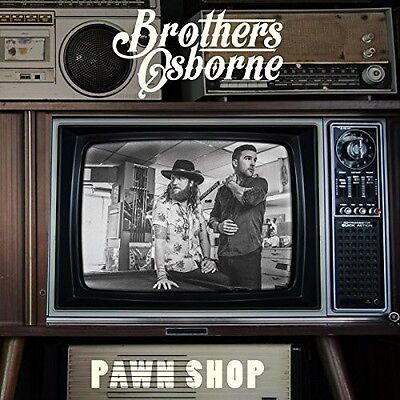 Brothers Osborne - Pawn Shop New CD