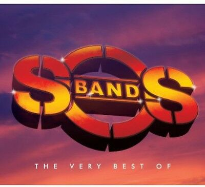 The S-O-S- Band - Very Best of New CD UK - Import