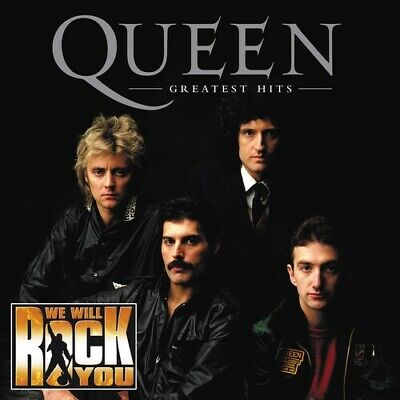 Queen - Greatest Hits We Will Rock You Edition New CD Bonus Tracks Rmst Spe
