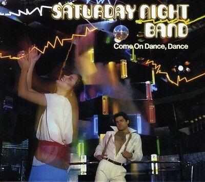 Saturday Night Band - Come on Dance Dance New CD Canada - Import