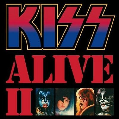 Kiss - Alive II New Vinyl