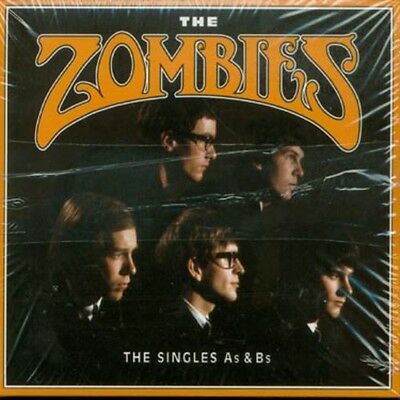 The Zombies - Singles As - Bs New CD UK - Import