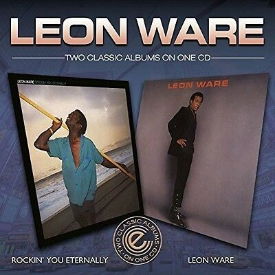 Leon Ware - Rockin You Eternally  Leon Ware New CD UK - Import