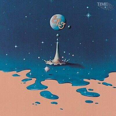 Electric Light Orchestra - Time New CD