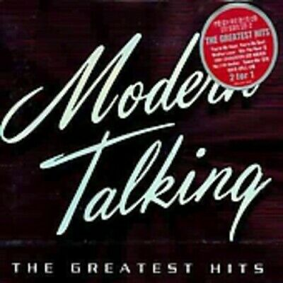 Modern Talking - Greatest Hits 1984-2002 New CD Asia - Import
