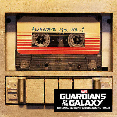 Guardians of the Gal - Guardians Of The Galaxy Awesome Mix 1 Original Soundtra