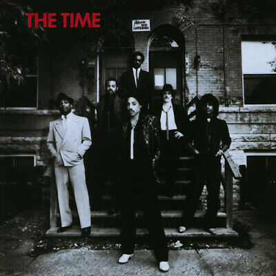 The Time Time - Time New CD