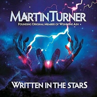 Martin Turner - Written in the Stars New CD UK - Import