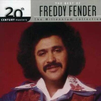 Freddy Fender - 20th Century Masters Millennium Collection New CD