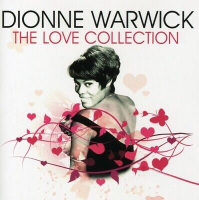 Dionne Warwick - Love Collection New CD