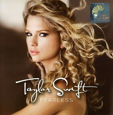 Taylor Swift - Fearless 2009 Edition New CD Germany - Import