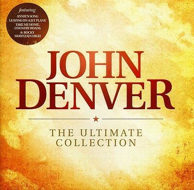 John Denver - Ultimate Collection New CD