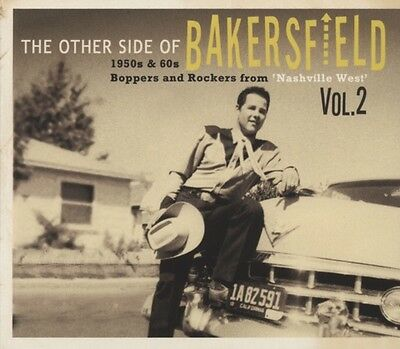 Country CD- Various Artists- The Other Side of Bakersfield Vol- 2- NEW  SEALED