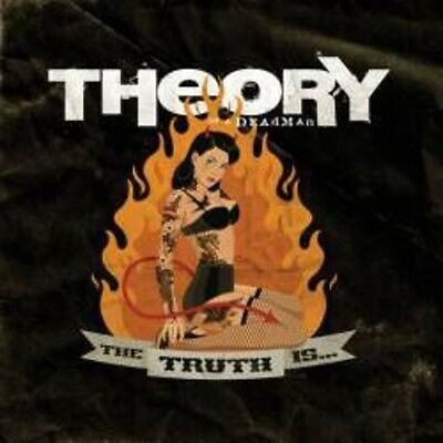 Theory of a Deadman - Theory of a Deadman New Vinyl LP Canada - Impo