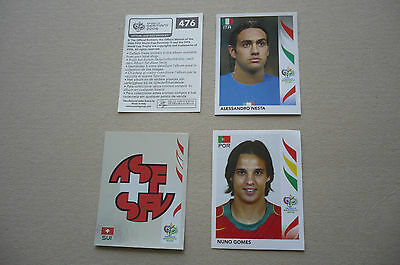 PANINI WM2006 WC2006 GERMANY STICKER SAMMELSTICKER BILD NR 061 120