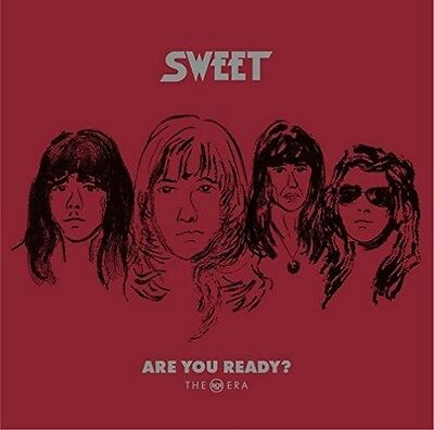 Sweet - Are You Ready New Vinyl LP Oversize Item Spilt  Boxed Set UK - Impor