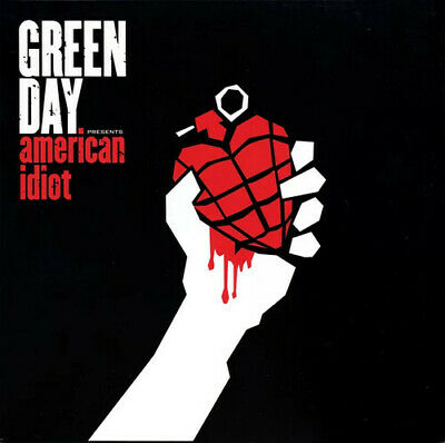 Green Day - American Idiot New Vinyl LP UK - Import