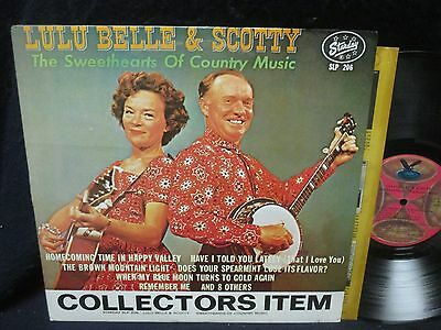 Lulu Belle - Scotty The Sweethearts of Country Music LP
