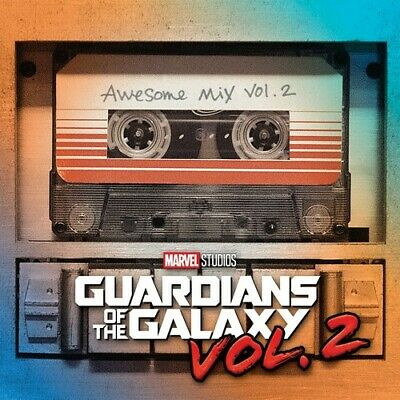 Guardians Of The Galaxy 2  O-S-T- CD New