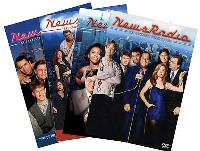 NewsRadio - The Complete Series Collection 1234-5 DVD 12-Disc set - NEW