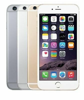 Apple iPhone 6 Plus  6 Factory Unlocked Gold Space Gray Silver Smartphone AU