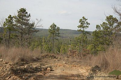 27-14 ACRES OF OKLAHOMA LAND GREAT FOR HUNTING CAMPING AND MORE