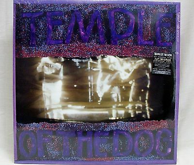 New - Sealed Temple Of The Dog 2-LP 180 Gram Audiophile Vinyl Records  Etched