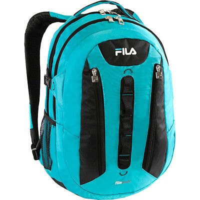 Fila Vertex Tablet and Laptop Backpack 3 Colors Everyday Backpack NEW