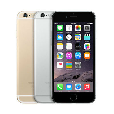 Apple iPhone 6 16GB Factory Unlocked GSM Camera Smartphone