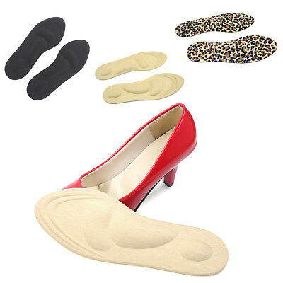 1 Pair Hot Shoe Pads Shoe Insole Breathable Health Arch Support Orthotic Massage