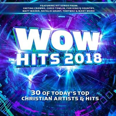 Various Artists - WOW Hits 2018 Various Artists New CD