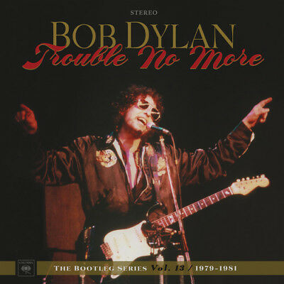 Bob Dylan - Trouble No More The Bootleg Series Vol- 13  1979-1981 New Vinyl