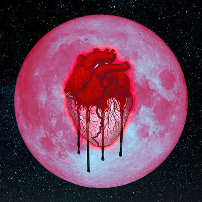 Chris Brown - Heartbreak On A Full Moon New CD Explicit