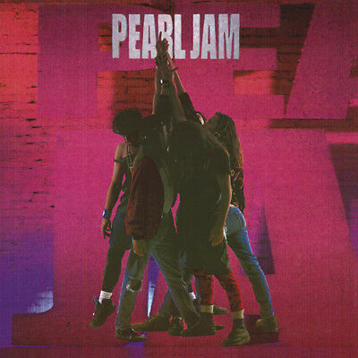 Pearl Jam - Ten New Vinyl LP 150 Gram
