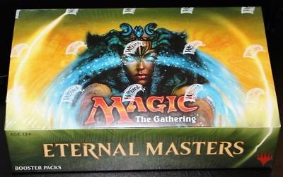 MTG Magic the Gathering Eternal Masters Booster Box - Sealed