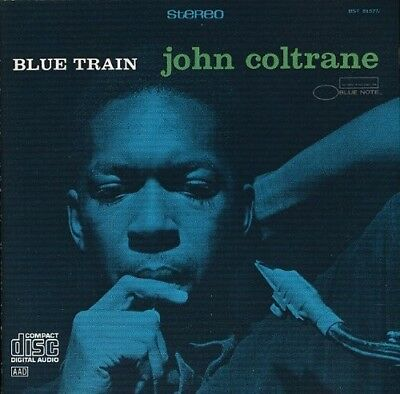 John Coltrane - Blue Train New Vinyl LP Gatefold LP Jacket 180 Gram Bonus Tr