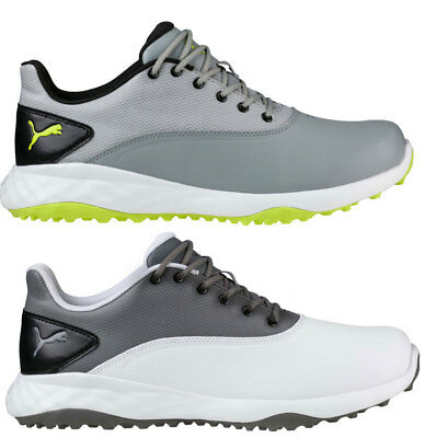 Puma Grip Fusion Golf Shoes 2018 Mens Spikeless 189425 New- Choose Color - Size