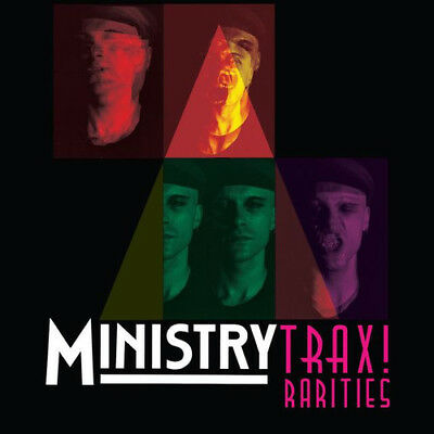 Ministry - Trax Rarities New Vinyl Ltd Ed