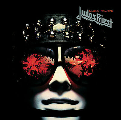 Judas Priest - Killing Machine New Vinyl LP 180 Gram Download Insert