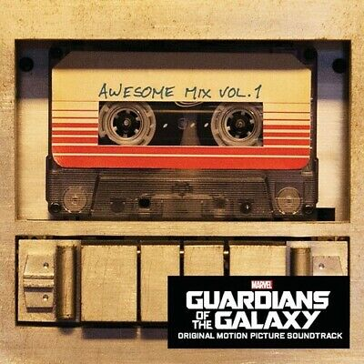 Various Artists - Vol- 1-Guardians of the Galaxy Awesome Mix New Vinyl LP Ger