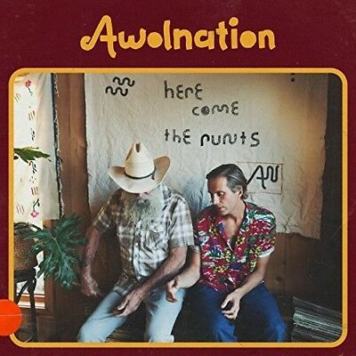 AWOLNATION - Here Come The Runts New Vinyl LP