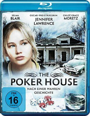 The Poker House 2008 Jennifer Lawrence Blu-Ray IMPORT NEW - USA Compatible