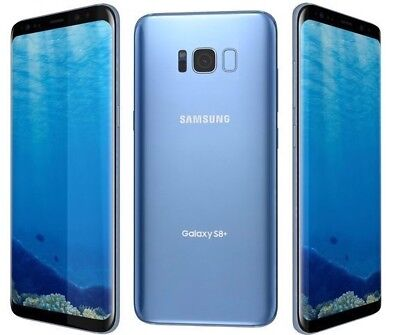 Samsung Galaxy S8- Plus SM-G955U 64GB GSM Unlocked T-Mobile - Verizon - AT-T
