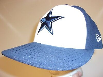 Dallas Cowboys NFL Football New Era Low Profile 59FIFTY Fitted 7 38 Hat Cap Men