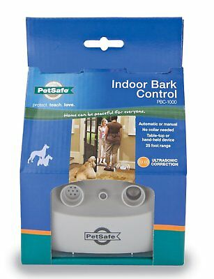 PetSafe Indoor Ultrasonic Bark Control - Battery Operated -  PBC00-1000
