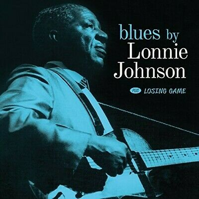Lonnie Johnson - Blues By Lonnie Johnson  Losing Game New CD Bonus Track Rms